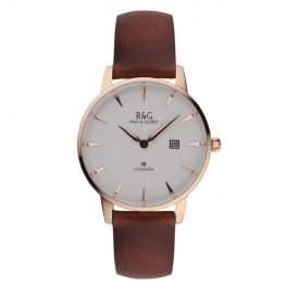 Mayfair Rose Gold Watch2