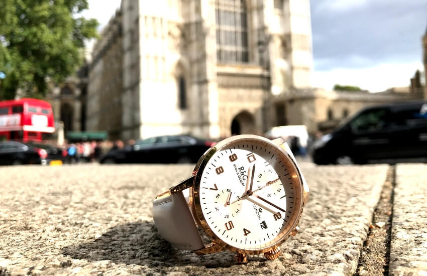 Westminster watch image