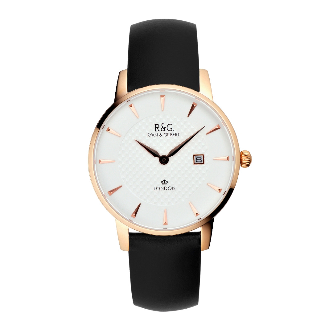 Mayfair English Rose Gold - Black
