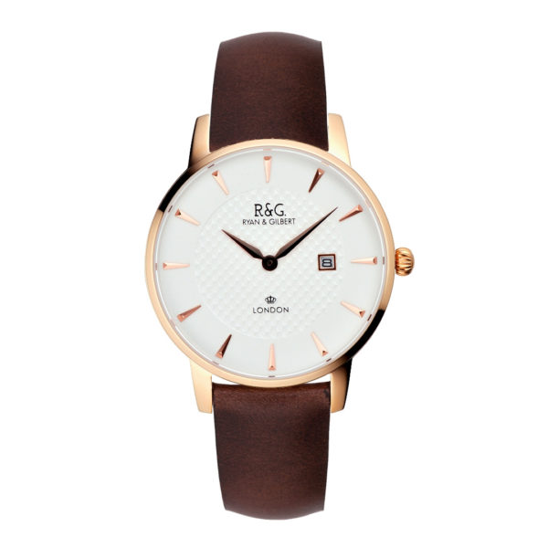 Mayfair English Rose Gold - Brown