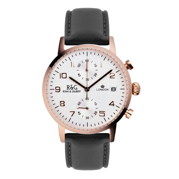 Westminster English Rose Gold - Black