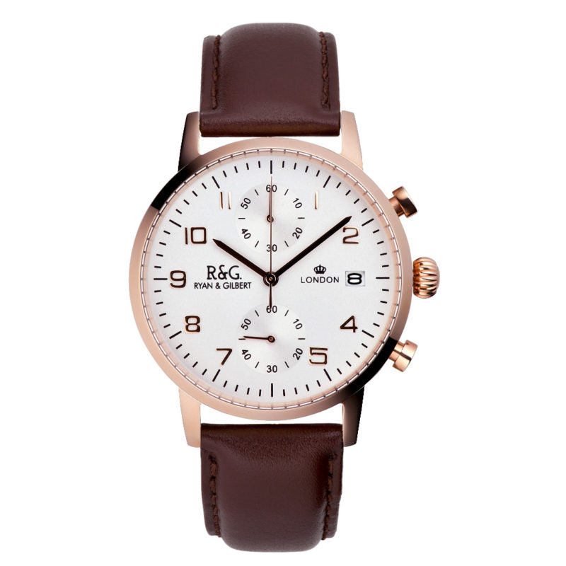 Westminster English Rose Gold - Brown