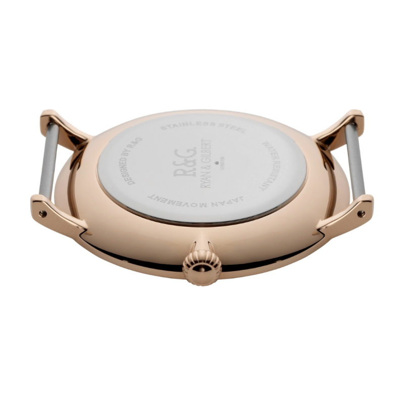 Belgravia Rose Gold Back case