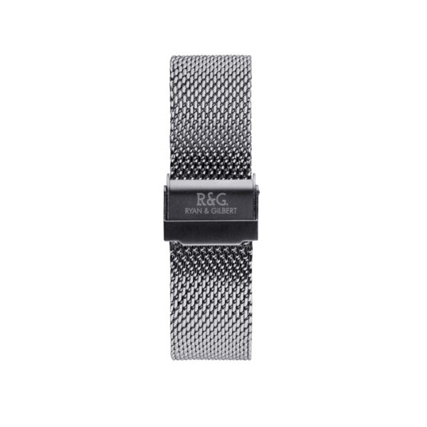 20mm | Milanese Watch band | Silver
