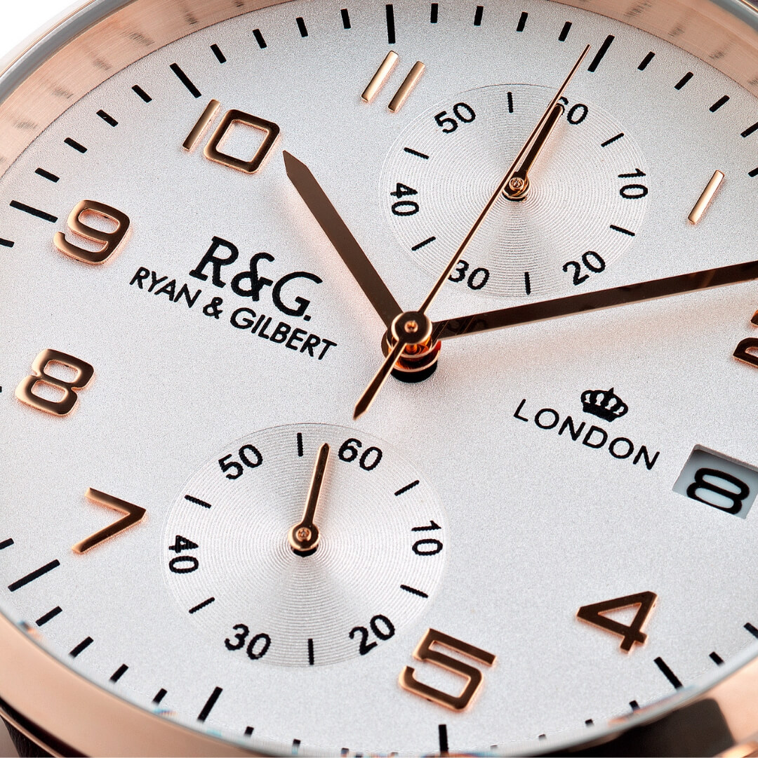 Westminster RG - Watch Close up
